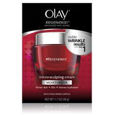 Oil of Olay regenerist moisturizer