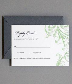 diy wedding rsvp card from download print add your wedding