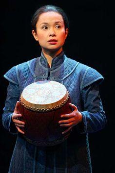 "Lea Salonga in ""Flower Drum Song,"" 2002"