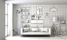 wall decor - Beautiful Wall Decor Living Room 6
