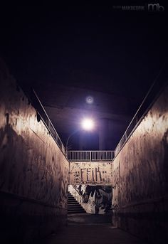 Underground by Matthew Vavrek on Explore, Exploring