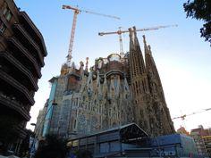 Barcelona Spanien Catalonia Europa Reisen