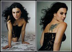 Lacuna, Cristina Scabbia, Ladies Of Metal, Heavy Metal Girl, Women Of Rock, Rocker Chick, Women In Music, Female Singers, Dark Beauty