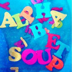 Activity. Alphabet Soup!