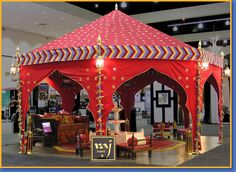 RAJ Tents and Décor Will Take you Around the World | Event Central Rental & Sales
