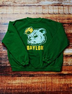 693d17de463 Buuurrr Winter time is around the corner Dont get caught outside without  this awesome green Baylor