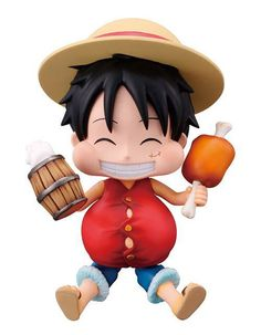 MegaOtaku - One Piece Chibi-Arts MONKEY D. LUFFY