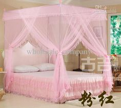 canopy bed tumblr - Google Search