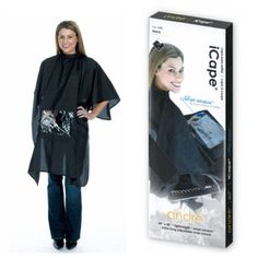 We're preparing another production run of the iCape! The new haircutting cape that lets you stay connected when getting your hair styled.  #iCape #barber #barbershop #hairstylist #salon