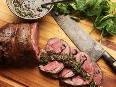 The Food Lab: Sous Vide Leg of Lamb With Mint, Cumin, and Mustard | Serious Eats