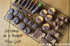Christmas on a Budget: Tasty Gifts - http://www.littleblogonthehomestead.com/christmas-on-a-budget-tasty-gifts/