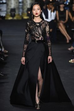 Ellie Saab. Fall/Winter collection 2016.