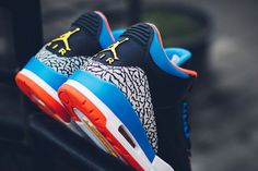 Get Up Close And Personal With Russel Westbrook's Air Jordan 3 OKC PE