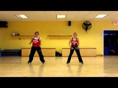 Zumba: Time of My Life (The Dirty Bit), Black Eyed Peas - Warm Up