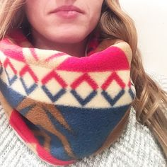 How To Sew A Cowl Scarf - Super Easy DIY Sewing Tutorial