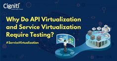 An API can reformulate an organization's entire range of service offerings. API virtualization aims to replicate the minimum behaviour of one or more API endpoints. It is an easy, affordable, and efficient way to test APIs. Such API virtualization involves the testing, development and operations teams to deliver great APIs.