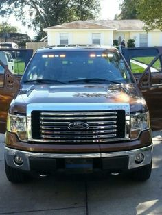Fashion square mall security cars 2 green and amber lightbars tinted film on new ford pick up aloadofball Images