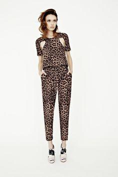 91745961b6bda1 Gone wild (K.S. SS12) Leopard Pants
