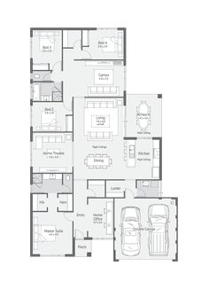 New Home Designs Perth | Explore New House Designs & Prices Design Your Dream House, Build Your Dream Home, House Design, Residential Windows, Activity Room, My House Plans, Storey Homes, Display Homes, New Home Designs