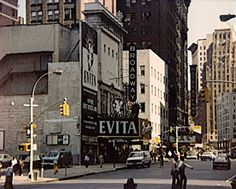 The Broadway theater, NYC
