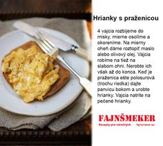 Hrianky s praženicou French Toast, Breakfast, Food, Breakfast Cafe, Essen, Yemek, Meals