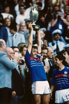 All Star, Michel Platini, My Dream Team, European Championships, Goal, Football, France, Sports, Historia