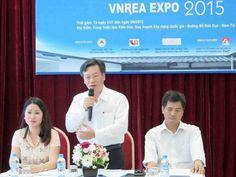 Hội chợ Triển lãm Bất động sản Việt Nam 2015 - Lần thứ nhất