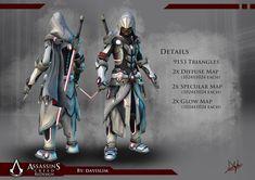 Assassin's Creed Redesign - Render 2 by davislim on deviantART