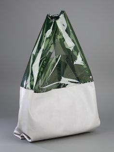 Jil Sander, Half sheer bag 3