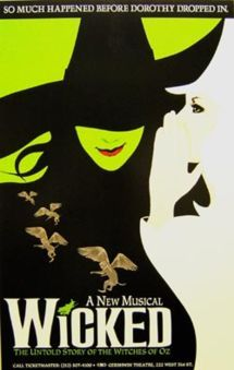 And I ask.. who doesn't love Wicked?!