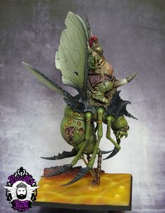 Image result for pusgoyle blightlords painted