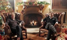 Alexander Armstrong and Giles Coren's mulled wine & Bloody Mary recipes