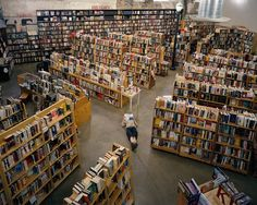 Why Independent Bookstores Are More Than Just Places to Buy Books. Like the independent bookstores he photographs,Bryan David Griffithis a bit of a throwback. He does have an email address, but if you want to reach him on the phone, you have to dial a landline, and most likely track him down through his answering machine. His yearlong project covering more...
