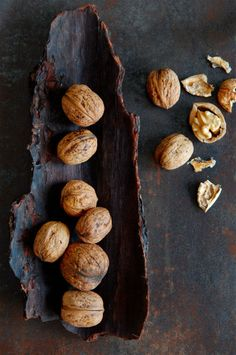 Walnuts are the perfect brain food. They're packed with serotonin which helps promote serenity and happiness. Plus, they have a great amount of omega-3s to give your skin a healthy glow.