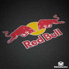 Pegatina Red Bull