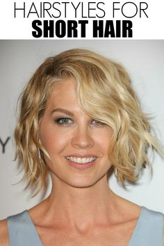 These 20 hairstyles for short hair are so cute and fun, they'll have you running to your stylist.