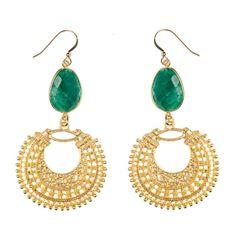 Arabesque earrings!!!!