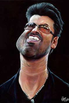 OMG!!!  I LOVE George Michael...!!! I don't care about his sexual fetishes and drug use, I just know we'd be awfully good friends if we ever met...