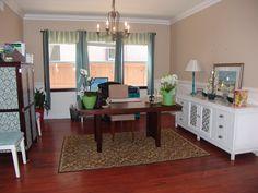 Joanne Herdas Glam Office Nook