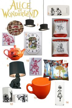 tim burton room | 5th March 2010 daily d picks , daily decorator potpourri , Fun Finds 1 ...