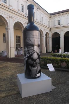 Bottiglia di Guido Harari