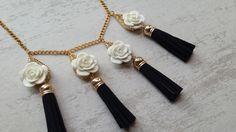 DIY: 5 tassel projects :http://hapinesswherever.com/2015/09/5-min-diy-colourful-tasselled-earrings-tutorial/
