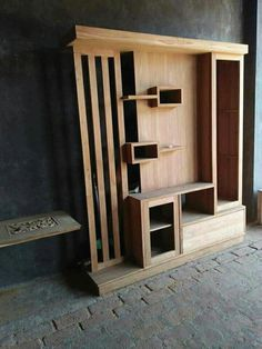 Bedroom Furniture Design, Lcd Panel Design, Wall Unit Designs, Furniture Design Wooden, Showroom Interior Design, Tv Unit Furniture Design, Tv Room Design, Ceiling Design Living Room, Lcd Wall Design