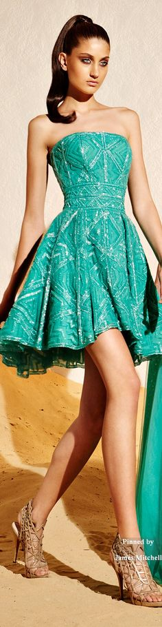Zuhair Murad Collection  Resort 2015