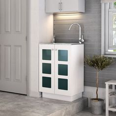 Costco Lucas Laundry Cabinet Laundry Room Pinterest