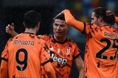 Cristiano Ronaldo brace rescues dethroned Juventus against Udinese - FOOTBALL FLAME