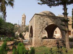 Ayia Napa Monastery