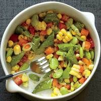 ... SUCCOTASH RECIPES en Pinterest | Receta succotash, Succotash de maíz