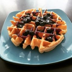 This recipe is for a delicious and crispy Belgian Waffle
