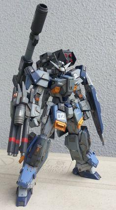 POINTNET.COM.HK - 日本GBWC2016 改裝作品 Gundam AGE-1 Full Weapon Glansa